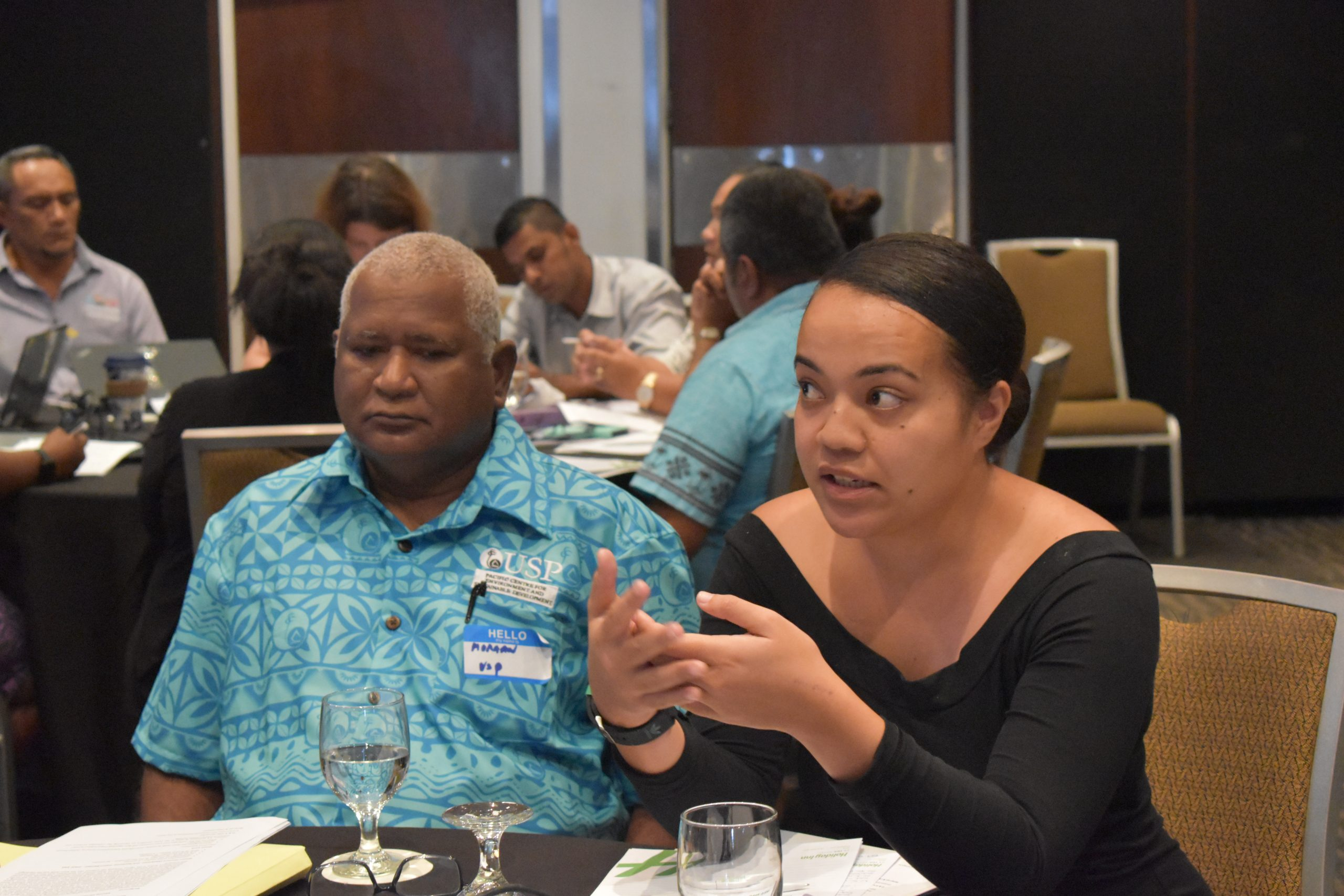 Global Climate Change Alliance Plus – Scaling Up Pacific Adaptation project holds initial meeting in Fiji